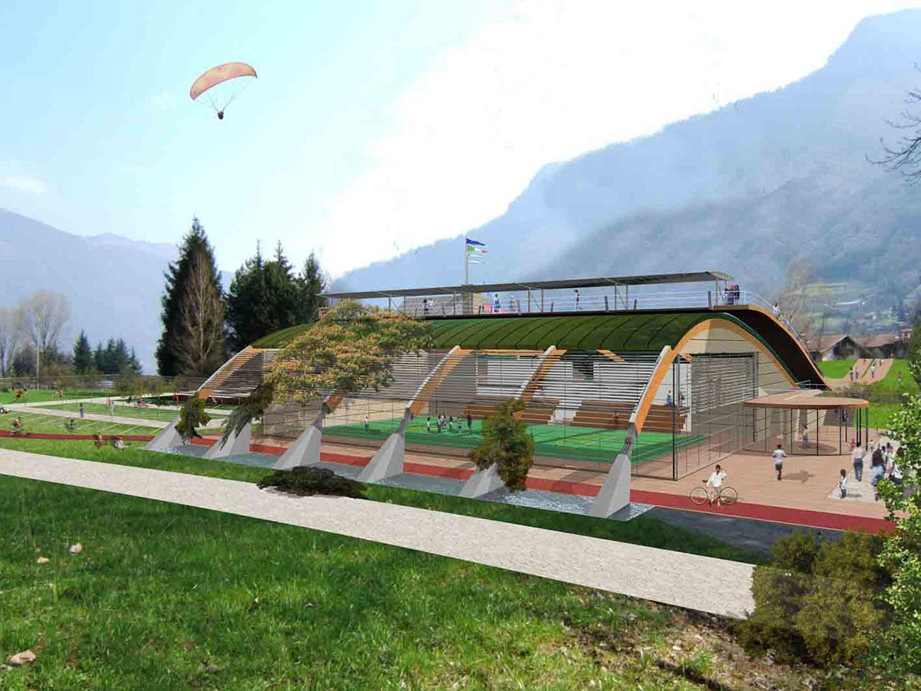 01 – Nuova scuola Monasterolo AIACE srl